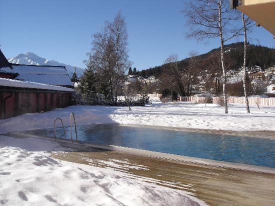 Das Hotel Eden: The lovely pool