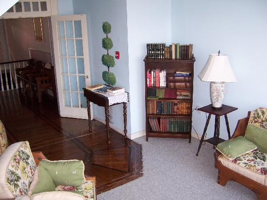 Elk Forge B&B Inn, Retreat and Day Spa : Common area 2nd floor
