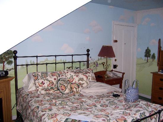 Elk Forge B&B Inn, Retreat and Day Spa : Room on 3rd floor