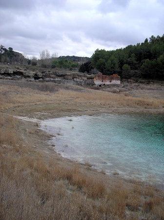 Castille-La Manche, Espagne : Lagunas de Ruidera, víctimas de la sequía