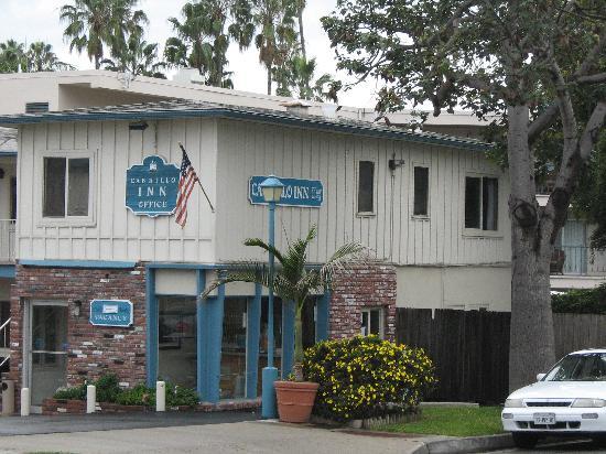 Cabrillo Inn at the Beach: Reception