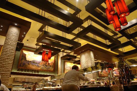 buffet ceiling picture of aliante casino hotel spa north las rh tripadvisor com aliante casino buffet in las vegas aliante casino buffet hours