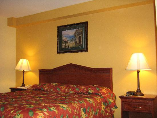 Econo Lodge Moonlight Beach: Room