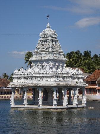 Thanumalayan temple - Sthanumalayan Kovil