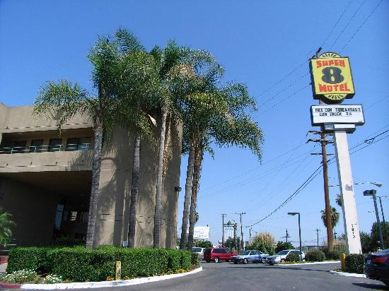 Travelodge Commerce Los Angeles Area: Motel aussen