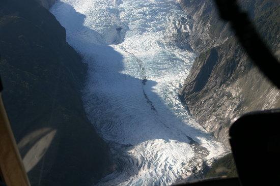 The Helicopter Line West Coast: Franz Josef Glacier