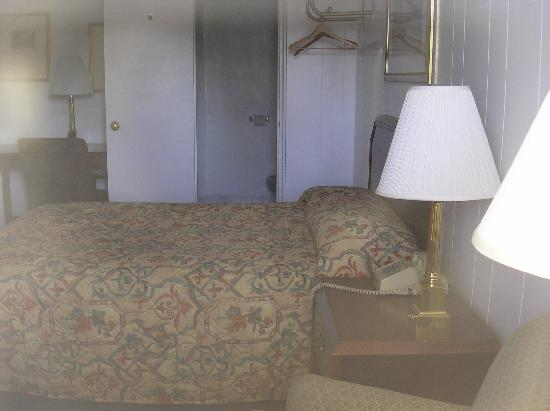 Nyack Motor Lodge: Single Room (1st level)