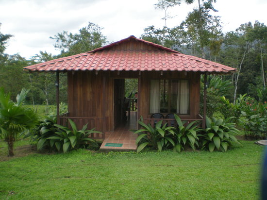Hotel Rancho Cerro Azul: Front of the cabina