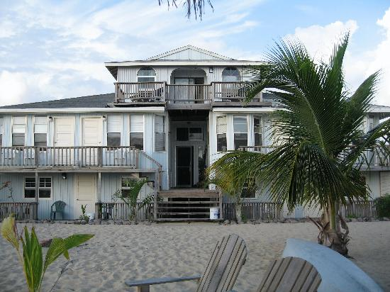 Westwind Hotel on the Beach: from the sea