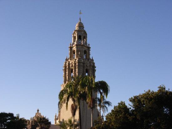 Balboa Park: BP