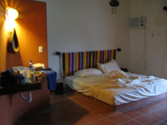 Lo Nuestro Petite Hotel: Our Room