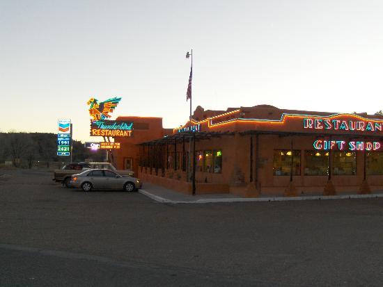 Best Western East Zion Thunderbird Lodge: Thunderbird Restaurant