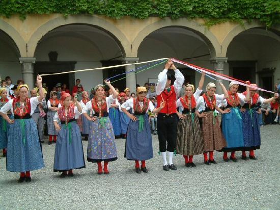 Gruppo folcloristico di Grosio