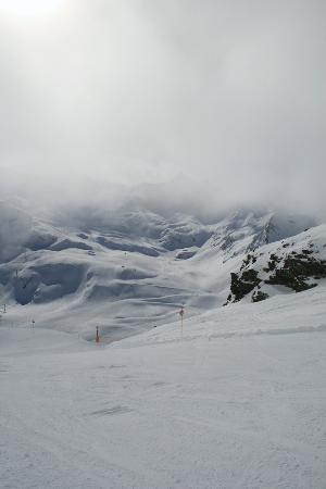 Hotel Arinsal: Arcalis - great skiing and empty slopes