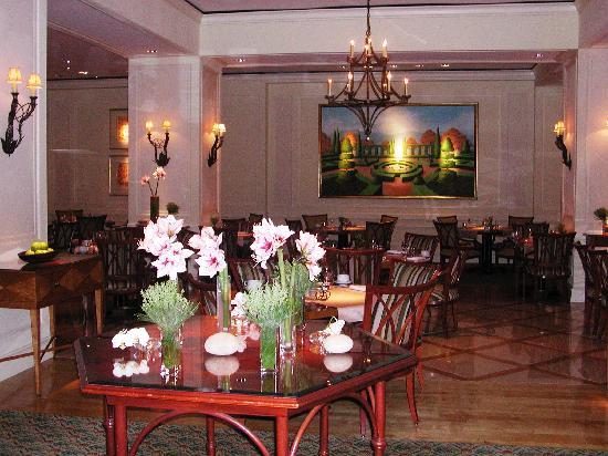 Four Seasons Hotel Atlanta : Park 75 restaurant