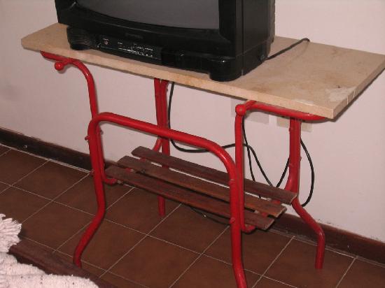 Pinamar Resort: esta es la mesa de Tv