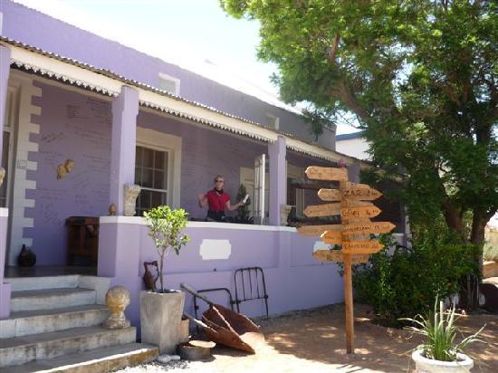 Talk of the Town - verandah
