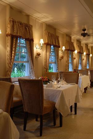 Hotel Panamonte : Charming Restaurant