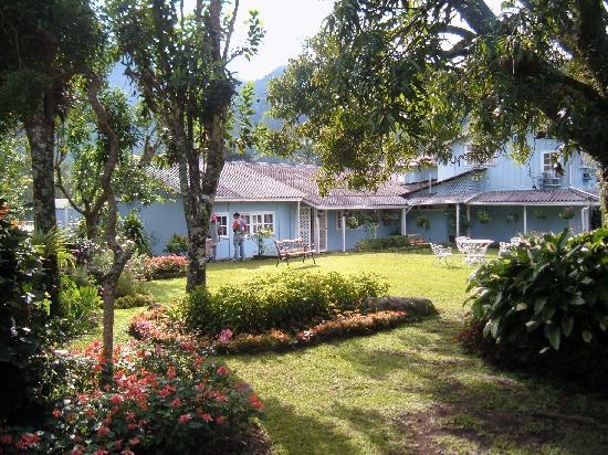 Hotel Panamonte : Beautiful Gardens