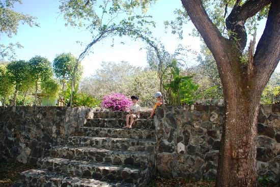 El Sol Verde Lodge & Campground: les abords du camping