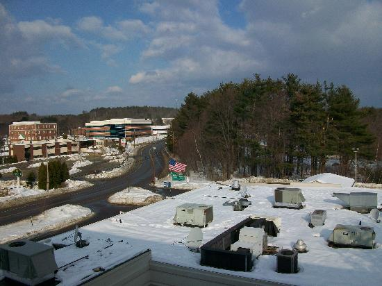 Holiday Inn Salem (I-93 at exit 2): view