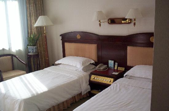 Shatan Hotel: double room