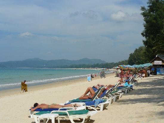 หาดบางเทา, ไทย: Sunwing Phuket Beach