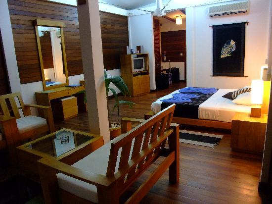 Cinnamon Hakuraa Huraa Maldives: Water Villa room
