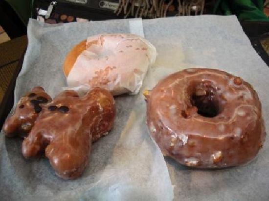 Krispy Kreme Doughnuts Sogong: ドーナツ