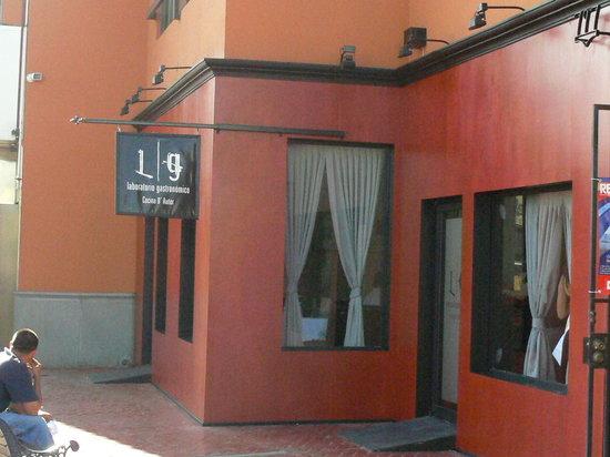 L G Restaurante: LG Restaurante, Ensenada Baja Mexico