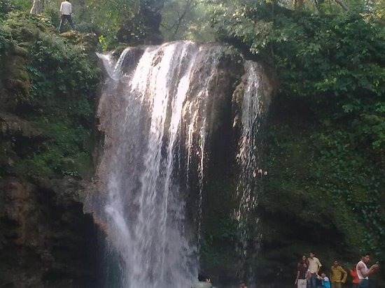 Shimla, Indien: Water Fall