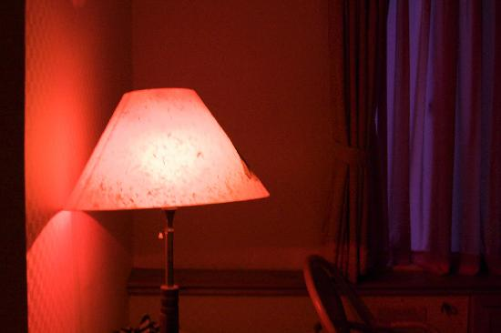 Arirang Hotel: Red Light