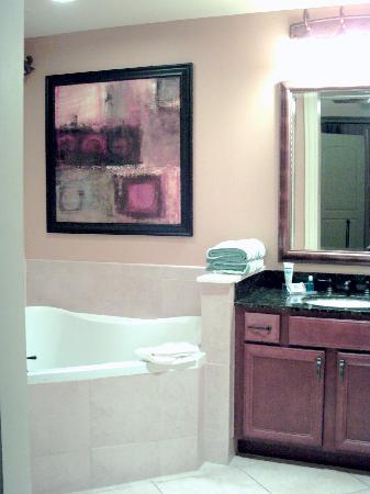 Wyndham La Cascada: Master bathroom