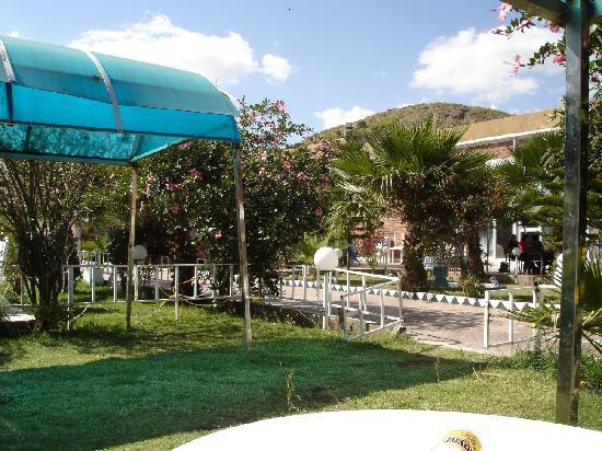 Remhai Hotel : Hotel Garden
