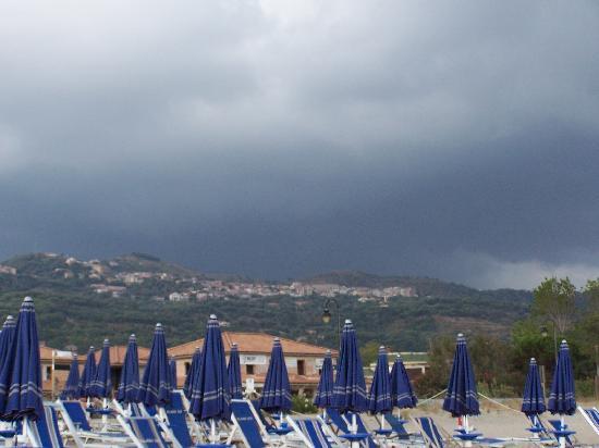 Ascea, إيطاليا: Paesaggio