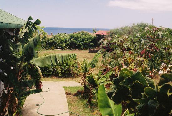Hostal Cabanas Akapu: view from the cabana