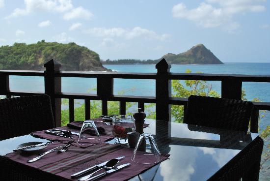 كاب ميزون ريزورت آند سبا: restaurant view