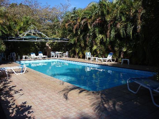 Hotel La Rosa de America: the pool