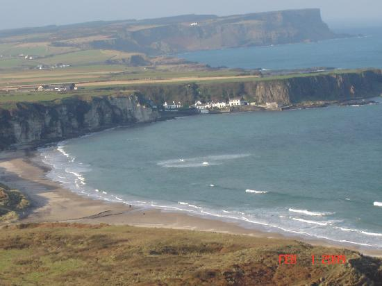 Nordirland, UK: Cause Way Bay, Northern Ireland
