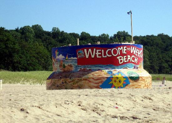 Weko Park Welcome Sign