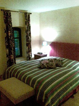 Gutshaus Stolpe: Bedroom 1 of Fritz Reuter-Suite
