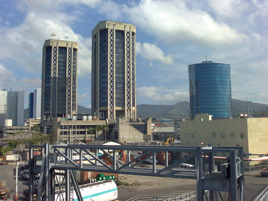 Port of Spain, Trynidad: POS