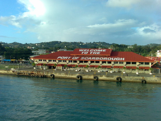 Puerto de España, Trinidad: Scarborough Port-Tobago