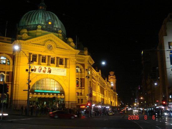 Вокзал Флиндерс-стрит
