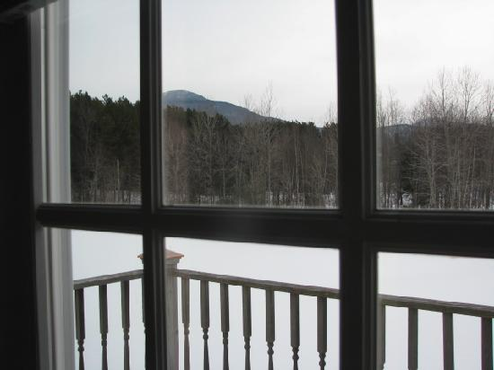 Red Clover Inn & Restaurant: Room with a view