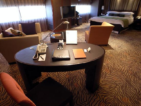 Grand InterContinental Seoul Parnas : KING JUNIOR SUITE