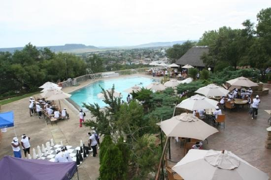 AVANI Lesotho Hotel & Casino: Lesotho Sun, excellent at hosting Fun events !!!!!!!!