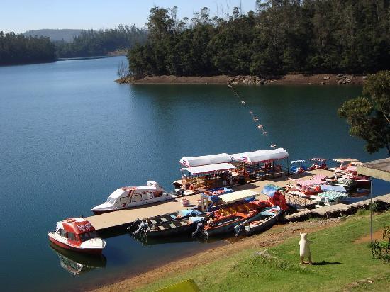 أوتاكاموند, الهند: pykara lake at ooty