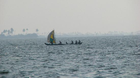 Illikkalam Lakeside Cottages: Fishermen