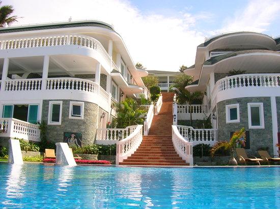Lingganay Boracay Hotel Resort : Teilansicht vom norden